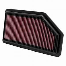 k n 174 33 2461 33 series panel air filter 11 875 quot l x