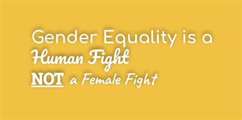 What Does Gender Equality Mean To You