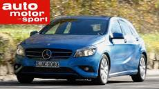 fahrbericht mercedes a 180 blue efficiency edition