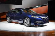 new york 2014 2015 acura tlx live shots the truth about cars
