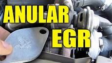 anular valvula egr como anular valvula egr en un motor diesel youtube