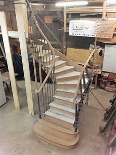 Pose Et Fabrication D Escaliers En M 233 Tal Et En Bois 224
