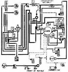 Vacuum Line Diagram For 1984 Mustang Search