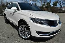 2016 lincoln mkx black label sport utility 4 door 2 7l awd pano navi used lincoln