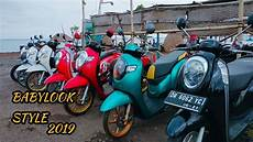 Babylook Scoopy Fi by Modif Babylook Style Scoopy Fi Terbaru 2019