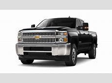 New 2019 Black Chevrolet Silverado 2500HD Double Cab