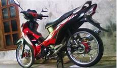 Modif Supra 125 Touring by Gambar Modifikasi Supra X 125 Sederhana Terbaru Model Road