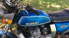 Suzuki Gt750 For Sale by Original 1974 Suzuki Gt750