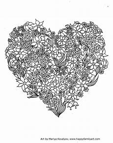 printable valentine s day coloring pages my craftily