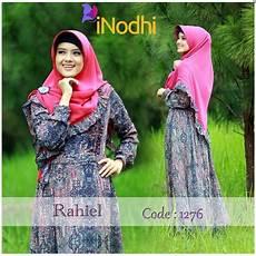 Contoh 10 Baju Muslim Syar I Model Baru 2015 Leflypop