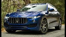 2019 maserati levante gts perfect suv review and drive youtube