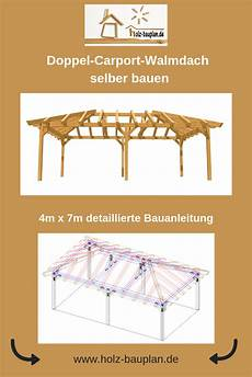 Carport Selber Bauen Anleitung Sofort Als Pdf