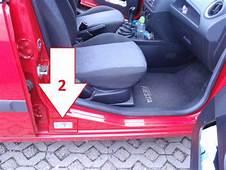 Vin Chassis Or Frame Number Ford Fiesta  Viewframesco
