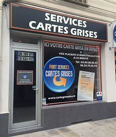 Point Services Cartes Grises Pr 233 Fecture Sous Pr 233 Fecture