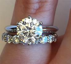 6 prong solitaire w wedding band help weddingbee in 2019 engagement rings beautiful