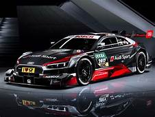 2017 Audi RS5 DTM Race Car New Year Body  Between