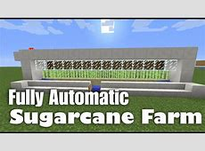 how to make an automatic sugar cane