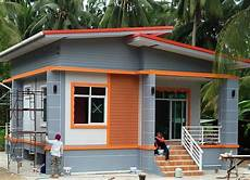 low cost simple two storey house design philippines fit for your budget 2 bedroom single storey house house