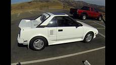 how cars work for dummies 1987 toyota mr2 interior lighting 1987 toyota mr2 aw11 pov test drive youtube