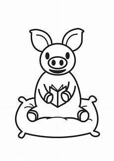 coloring pages 17621 coloring page piglet free printable coloring pages