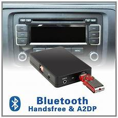 rns 310 bluetooth bluetooth a2dp cd changer adapter vw rcd 200 210