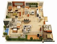 Baru 34 Denah 3d Rumah Minimalis