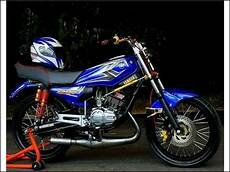 Rx King 2004 Modif by 21 Modifikasi Rx King Warna Biru Terbaru 2019