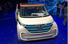 Volkswagen Budd E Concept Revealed At Ces Autocar