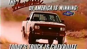 &187 1990 Chevrolet S 10 Commercial