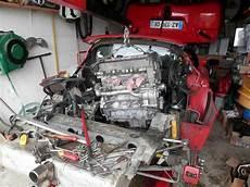 Projet Speedster Compresseur Vx220 Supercharged Repose