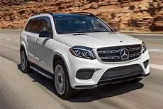 2019 Mercedes Gls Class Review Autotrader