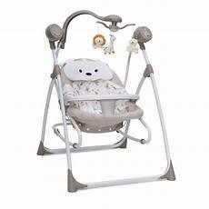 baby electric swing electric baby bouncer swing cangaroo swing beige