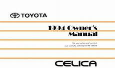 online service manuals 1994 toyota celica free book repair manuals 1994 toyota celica owners manual user guide reference operator book ebay
