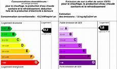Diagnostic De Performance 233 Nerg 233 Tique Pour La Rt2012