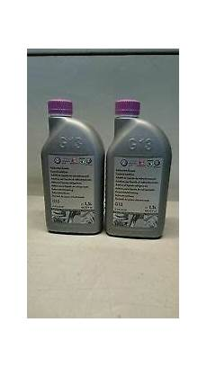 Genuine Volkswagen G13 Coolant Antifreeze X2 Use To Be