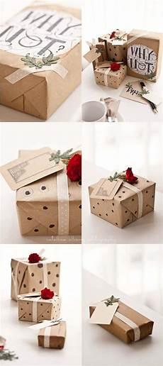 Id 233 E Diy Des Emballages Cadeaux Uniques Et Originaux