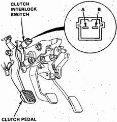 clutch safety switch wiring diagram no start 91 ls page 2 honda tech honda forum discussion
