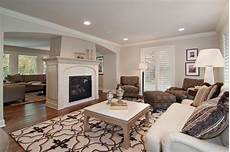 entertainment centers and fireplaces traditional family room other metro by modern