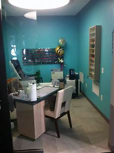 love the color in this merchant square in nail loft