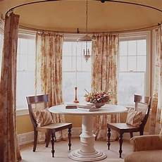 Kitchen Curtains For Bay Windows by Second Wind Window Dressing