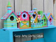 make a house crafts by