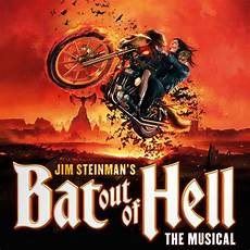 Musical Bat Out Of Hell - belk theater at blumenthal performing arts center