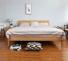 bett skandinavisches design wood furniture singapore scandinavian design namu wood