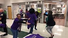 thurgood marshall middle school work it out challenge youtube