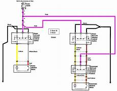 Wiring Diagram For Window Switches On A Foxbody Need To