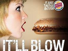 Burger King Werbung - unethical ads burger king kunger1