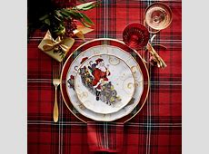 'Twas the Night Before Christmas Dinnerware Collection