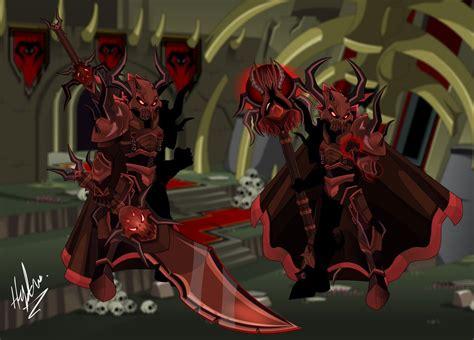 Aqw Sepulchure Armor Quest
