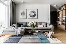 modern scandinavian style flat for a raca