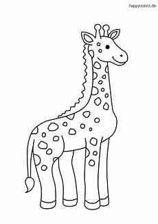 malvorlage giraffe einfach giraffe malvorlage kostenlos 187 giraffen ausmalbilder